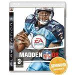 Jogo Madden NFL 08 PS3 Usado