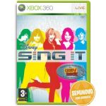 Jogo Disney Sing It (Só Jogo) Xbox 360 Usado
