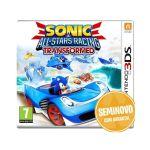 Jogo Sonic and All Stars Racing Transformed 3DS Usado