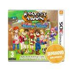 Jogo Harvest Moon Skytree 3DS Usado