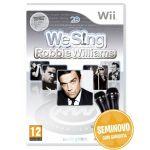 Jogo Nintendo We Sing: Robbie Williams Wii Usado