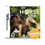Jogo My Horse & Me Nintendo DS Usado