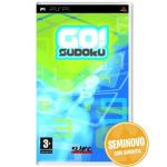 Jogo Go! Sudoku PSP Usado