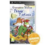 Jogo Geronimo Stilton no Reino da Fantasia PSP Usado