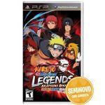 Jogo Naruto Shippuden Legends: Akatsuki Rising PSP Usado