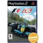 Jogo Formula One 06 PS2 Usado
