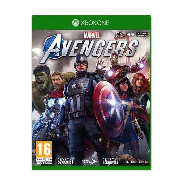 Jogo Marvel's Avengers Xbox One