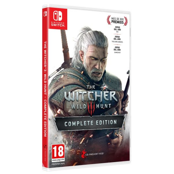 Jogo The Witcher 3: Wild Hunt - Complete Edition Nintendo Switch