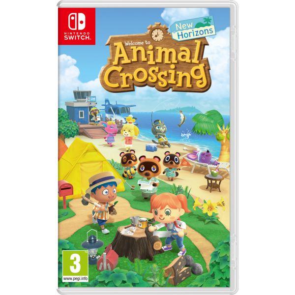Jogo Animal Crossing: New Horizons Nintendo Switch