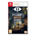 Jogo Little Nightmares Complete Edition Download Digital Nintendo Switch