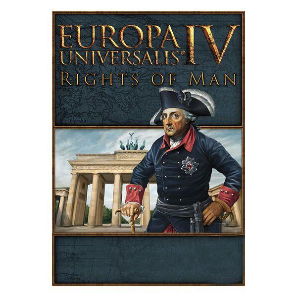 Jogo Europa Universalis IV - Rights of Man DLC Steam Download