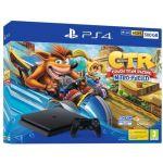 Consola Sony PlayStation 4 PS4 Black 500GB + Crash Team Racing