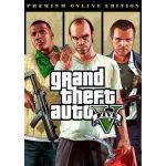 Grand Theft Auto V: Premium Online Edition Rockstar Social Club Download Digital