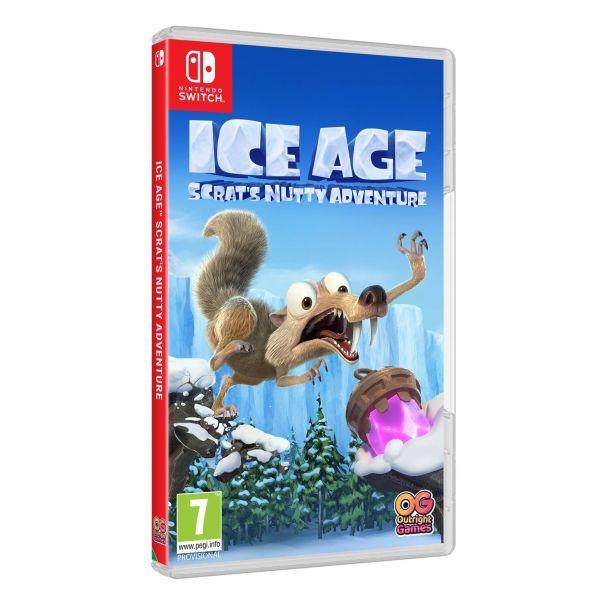 Jogo Ice Age: Scrat's Nutty Adventure Nintendo Switch