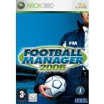 Jogo Football Manager 2006 Xbox 360