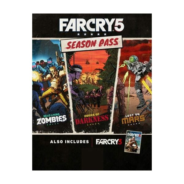 Jogo Far Cry 5 - Season Pass DLC Uplay Download Digital EU