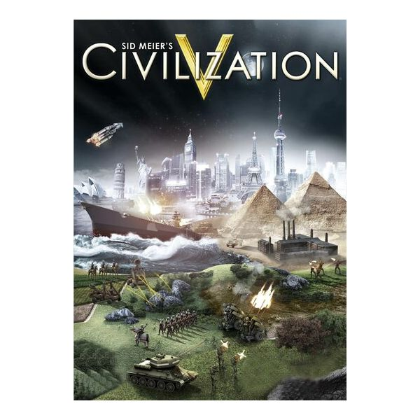 Jogo Civilization 5: Gods & Kings DLC Steam Download Digital