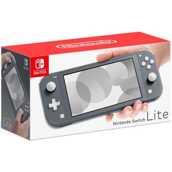 Consola Nintendo Switch Lite Grey