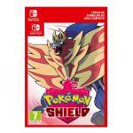 Jogo Pokemon Shield Nintendo Switch eShop Download Digital