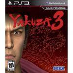 Jogo Yakuza 3 PS3 Usado
