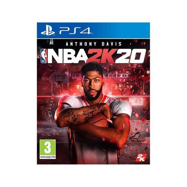 Jogo NBA 2K20 PS4