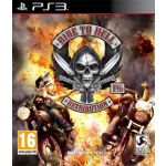 Jogo Ride to Hell Retribution PS3 Usado