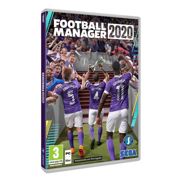 Football Manager 2020 PC/MAC