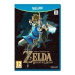 Jogo The Legend of Zelda Breath of The Wild Wii U Usado