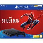 Consola Sony PlayStation 4 PS4 Slim 500GB Spider-Man