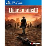 Jogo Desperados 3 PS4