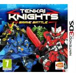 Jogo Tenkai Knights Brave Battle 3DS Usado