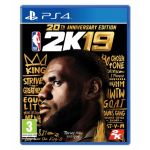 Jogo NBA 2K19 20th Anniversary Edition PS4 Usado
