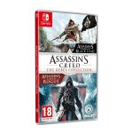 Jogo Assassin's Creed The Rebel Colection Switch