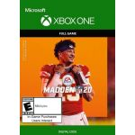Jogo Madden Nfl 20 standard Edition Xbox One Download Digital