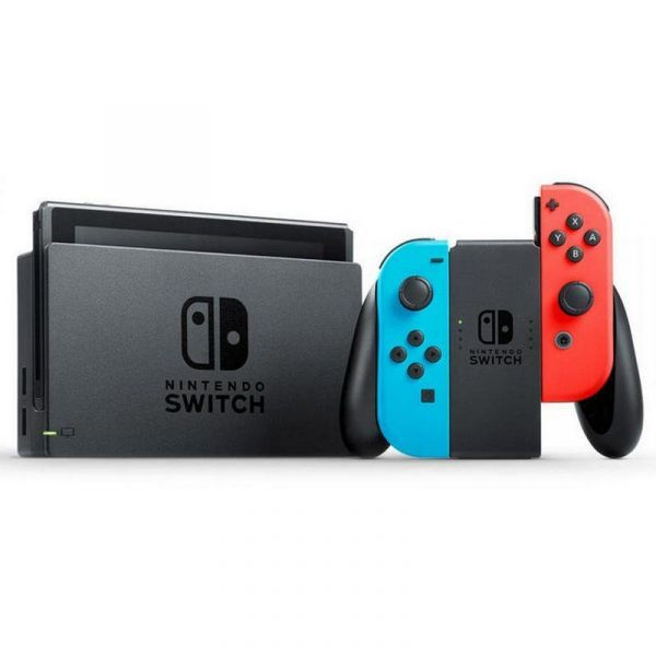 Consola Nintendo Switch Neon Blue/Red V2