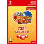 Super Kirby Clash 2300 Gem Apples Nintendo Eshop Download Digital Switch