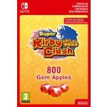 Super Kirby Clash 800 Gem Apples Nintendo Eshop Download Digital Switch