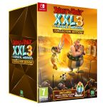 Jogo Asterix & Obelix XXL 3: The Crystal Menhir Collector's Edition Nintendo Switch