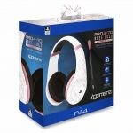 4Gamers HeadSet Gaming Pro 4-70 Rose Gold Abstract PS4