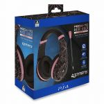4Gamers HeadSet Gaming Pro 4-70 Rose Gold Abstract Black Edition PS4
