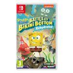 Jogo SpongeBob SquarePants: Battle for Bikini Bottom - Rehydrated! Nintendo Switch