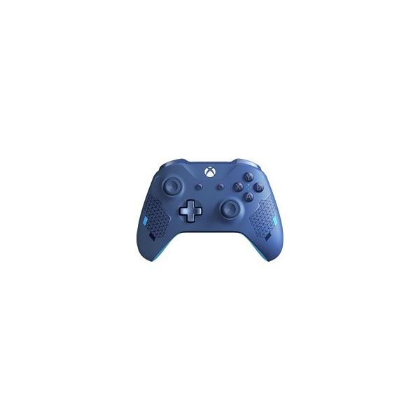 Microsoft Xbox Wireless Controller Special Edition Sport Blue for Xbox One - WL3-00146