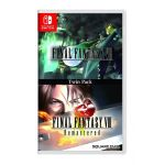 Jogo Final Fantasy VII & Final Fantasy VIII Remastered Twin Pack Nintendo Switch