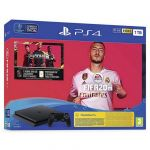 Consola Sony PlayStation 4 PS4 Slim 1TB + PS Plus 14 Dias + FIFA 20 Ultimate Edition