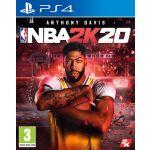 Jogo NBA 2K20 PS4 Usado