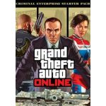 Grand Theft Auto V GTA: Criminal Enterprise Starter Pack Rockstar Games Launcher GLOBAL
