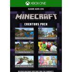 Jogo Minecraft: Creators Pack (dlc) Xbox One Key Global