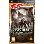 Jogo Resistance Retribution PSP