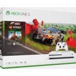 Consola Microsoft Xbox One S 1TB Forza Horizon 4 + Lego Speed Champions White