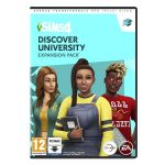 The Sims 4 Discover University Expansion Pack PC